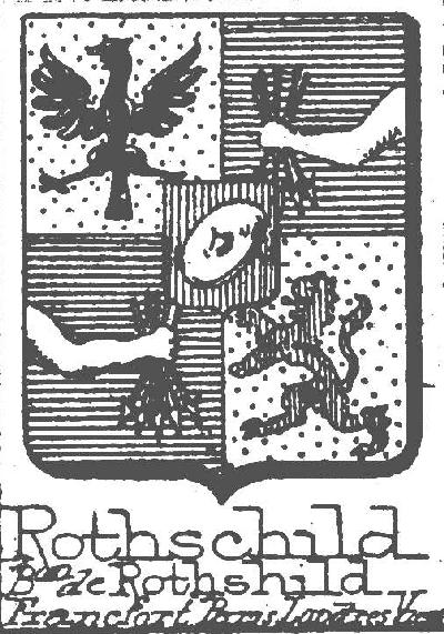 arms of Rothschild